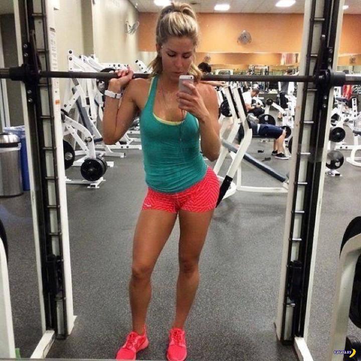 Спортивные девушки - 34