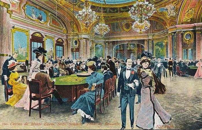 Как пришла слава в казино Монте-Карло