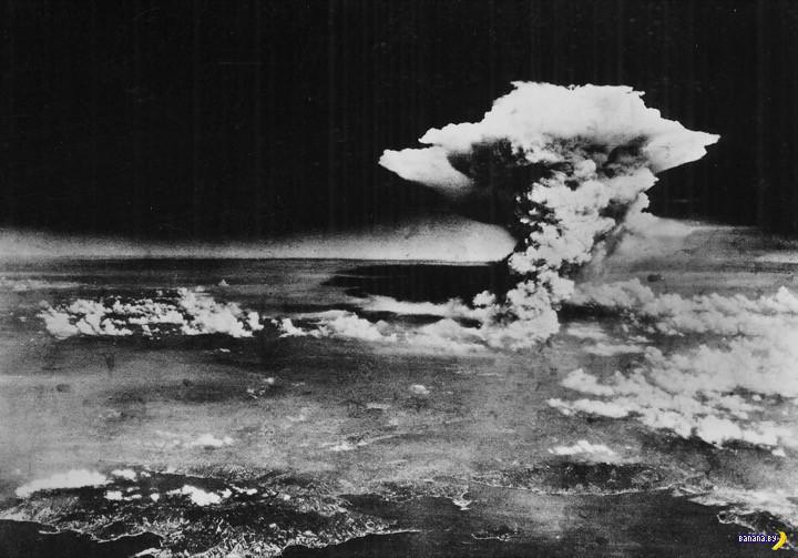 Нужно ли было бомбить Хиросиму и Нагасаки?