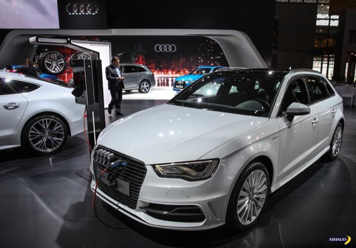 Audi A3 e-tron уже скоро в продаже