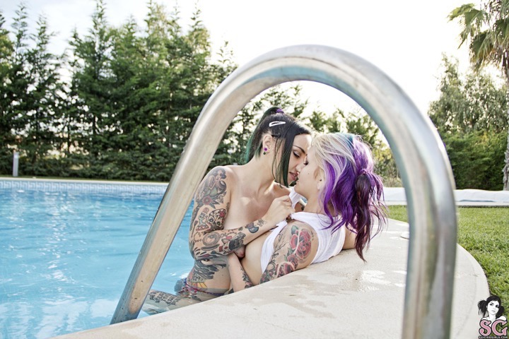Suicide Girls - ����� � ����