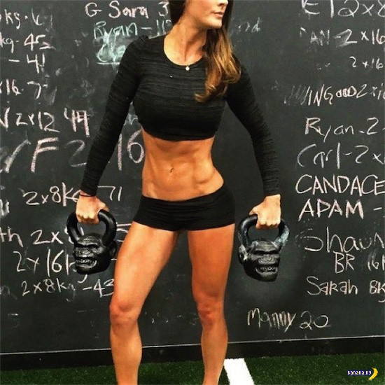 Спортивные девушки - 35