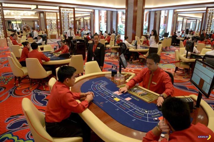 Манила делает ставки на казино