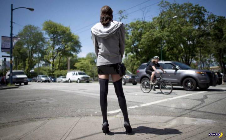 Amnesty International будет бороться за проституток