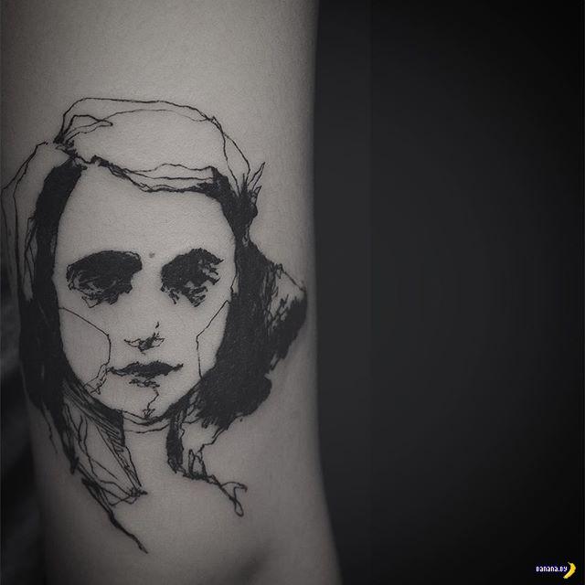 Татуировки на зависть - 46 - NADi