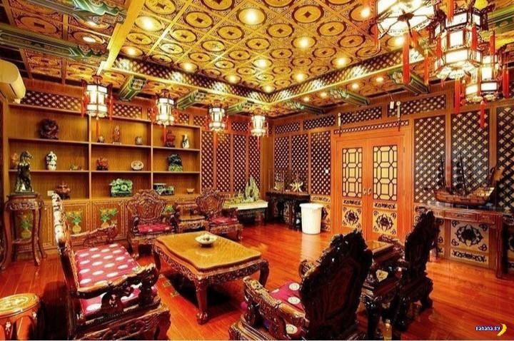 Как должен выглядеть богатый офис в Китае
