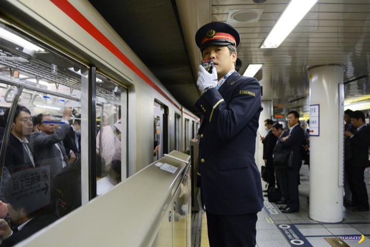 Умные камеры смогут ловить пьяных в японском метро