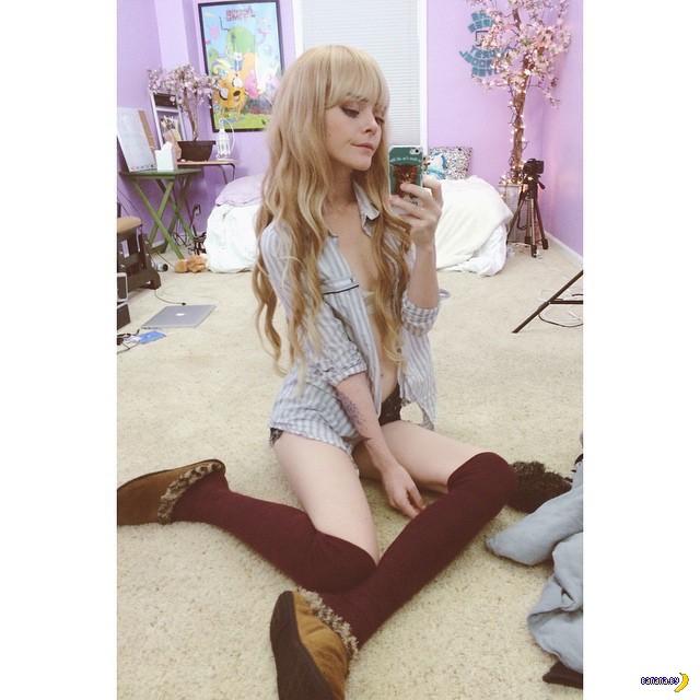 Американское тело - Эши Мари (Ashe Maree)