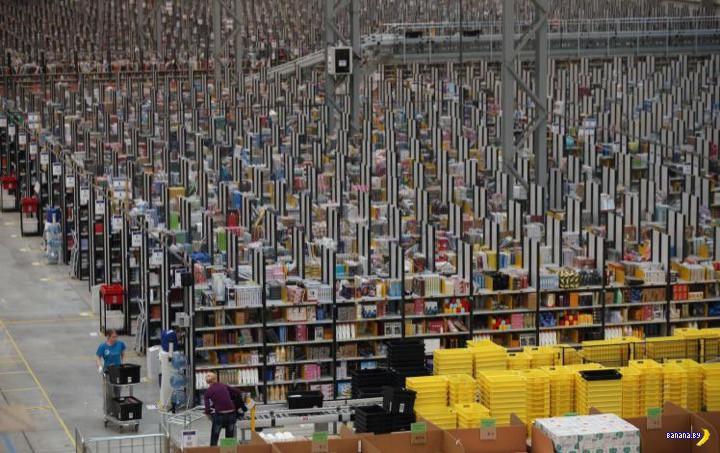 Трудовыебудни Amazon