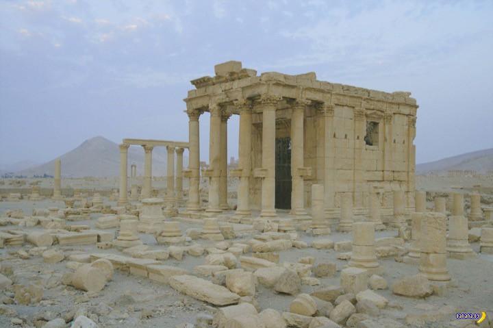 ИГИЛ уничтожил Храм Баал-Шамина