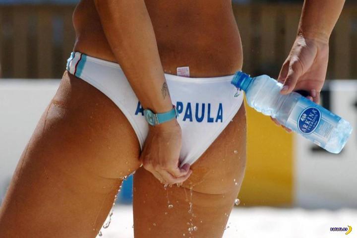 Спасение от жары –волейбольный лайфхак