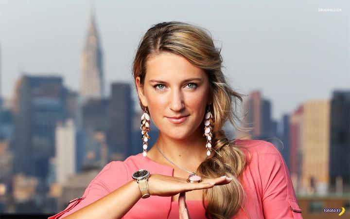 Виктория Азаренко вошла в Топ-10 успешных спортсменок
