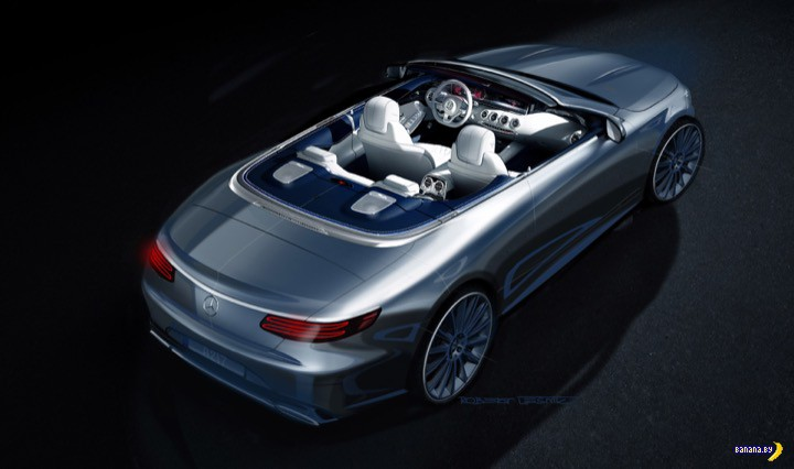 ������ 2017 Mercedes-Benz S-Class Coupe