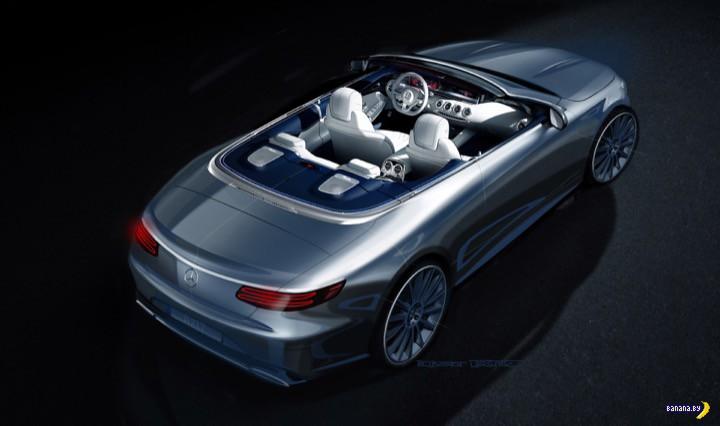 Утечки 2017 Mercedes-Benz S-Class Coupe