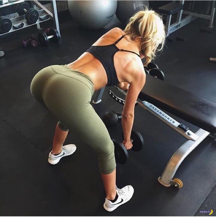 Спортивные девушки - 37