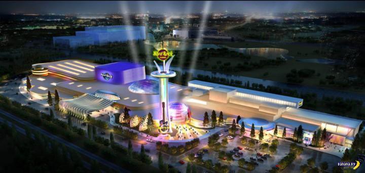 Нью Джерси борется за возможность открыть казино