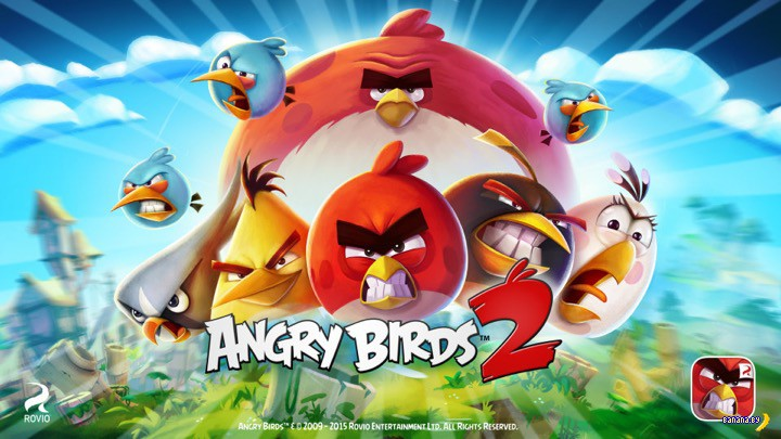 Злые Птички и уволенные сотрудники