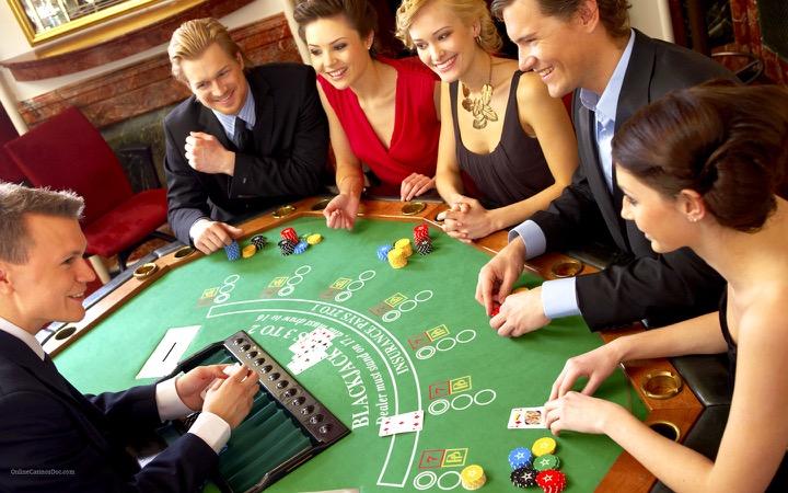 Реальные казино против онлайн - 1