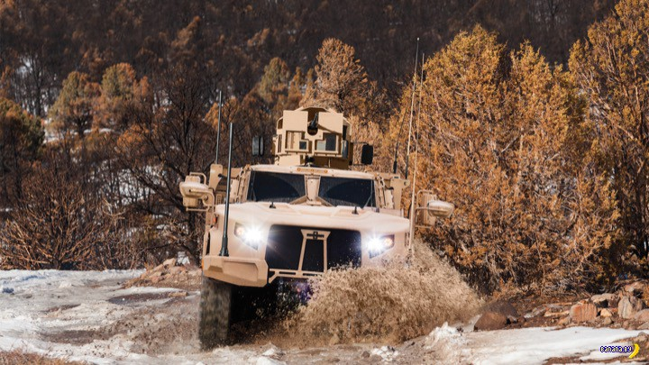 Пентагон определился с заменой для Humvee