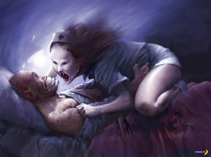 Почему Сонный паралич так страшен?