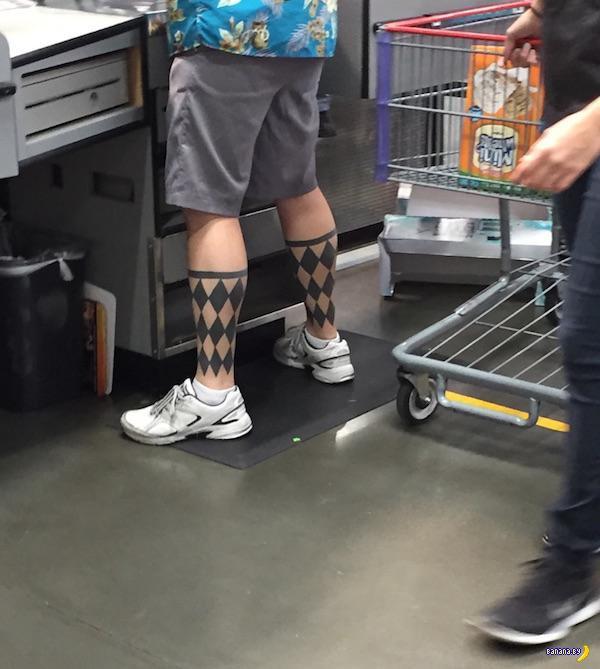 Татуировки на зависть - 47 - Вытекли глаза