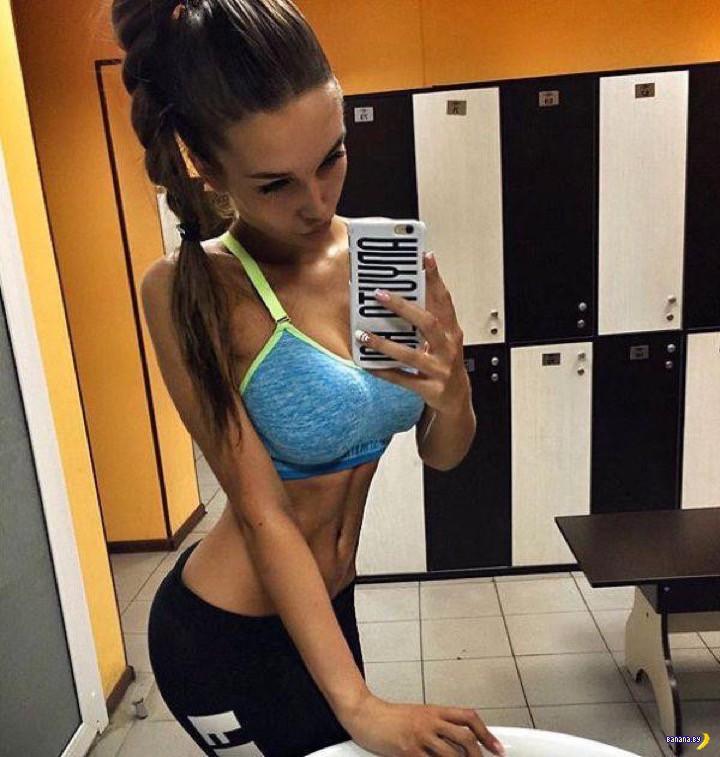 Спортивные девушки - 38