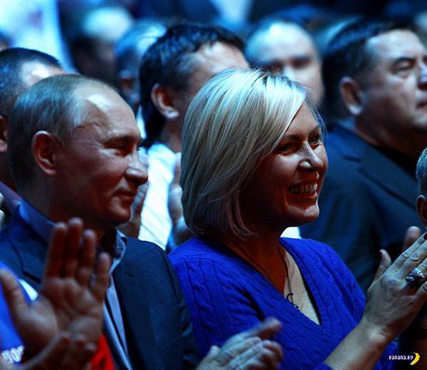 Новая Первая леди России?