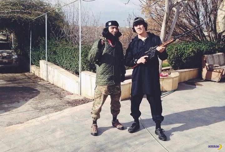 Неожиданная связь между антироссийскими санкциями и ИГИЛ
