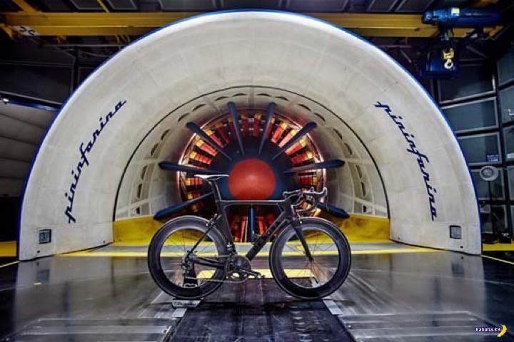 Гоночный велосипед De Rosa SK Pininfarina
