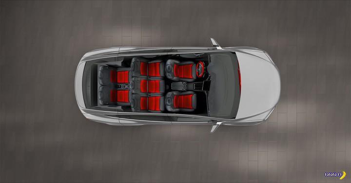 Tesla Model X - в продаже с 29 сентября