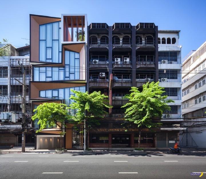 Бетонные руины в шикарное жилье