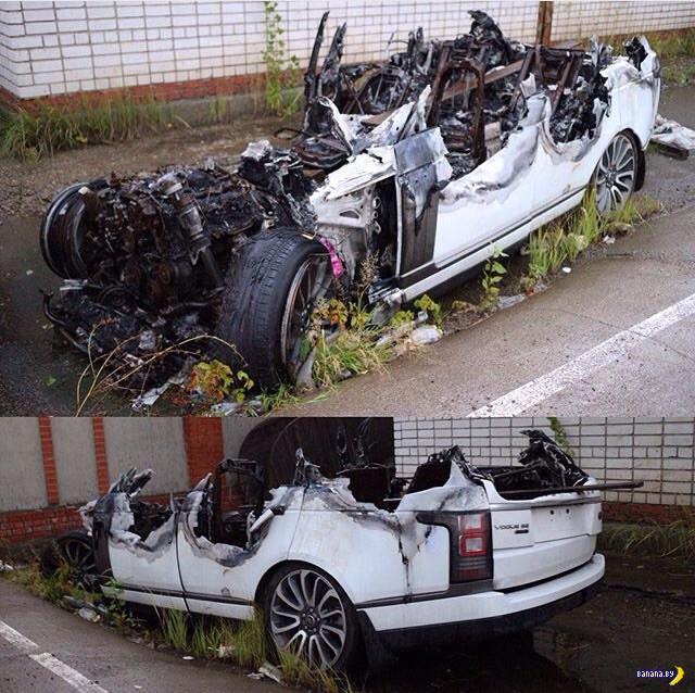 Хорош ли алюминиевый кузов Range Rover?