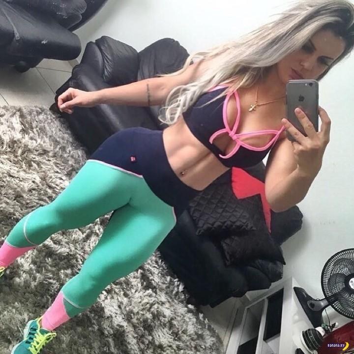 Спортивные девушки - 39