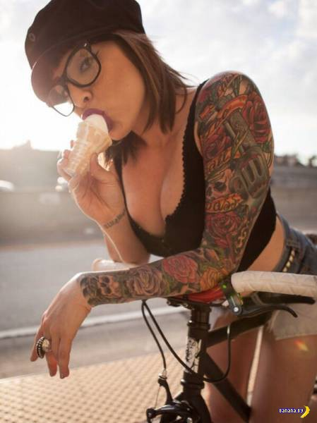 Татуировки на зависть - 49 - Снова девчата!