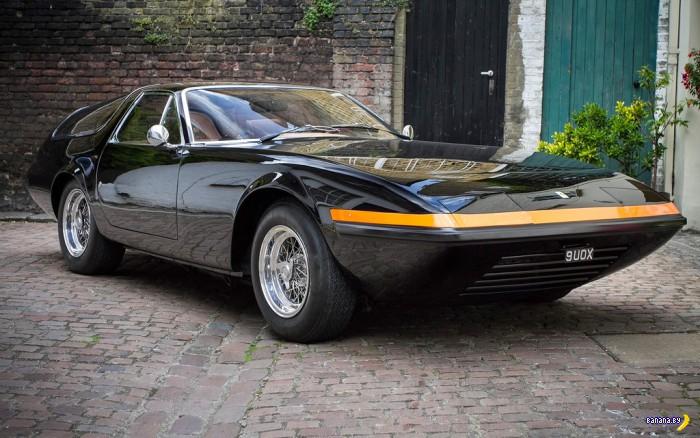 Единственный в своем роде автомобиль Ferrari