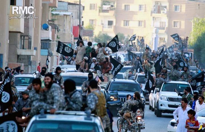 ИГИЛ теперь еще и ворует детей