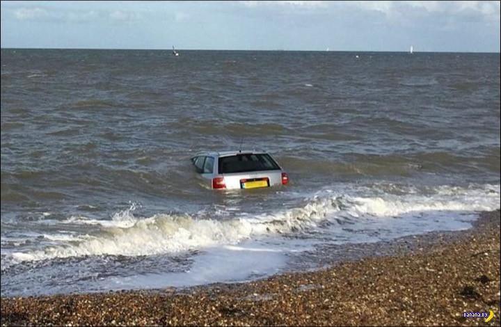 Коварные отливы и приливы
