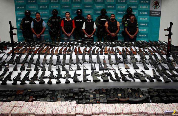 Почему мексиканская мафия такая жестокая?
