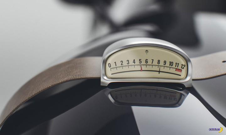 Наручные часы как бы для водителей