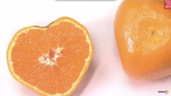 Сердечные мандарины