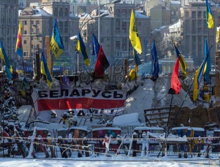 Для белорусского «майдана» готово уже 15 «сотен»