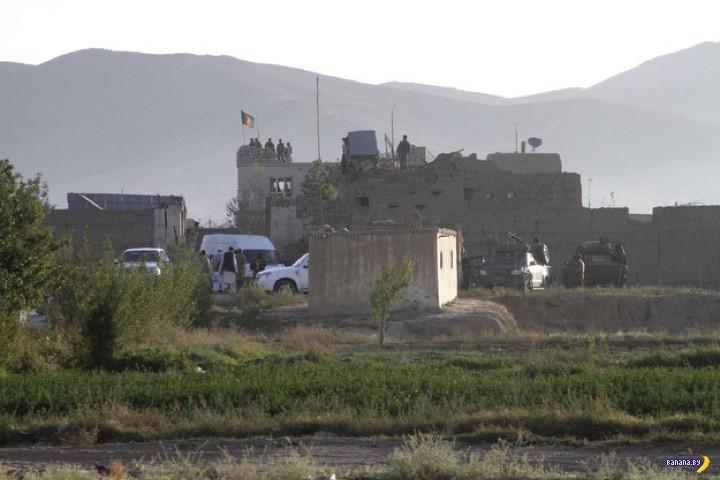 Грандиозный побег в Афганистане
