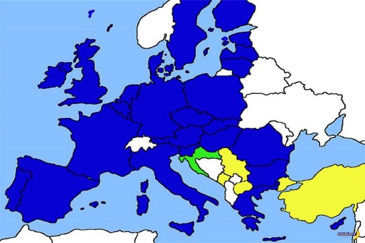 Белорусы могут не бояться ездить по ЕС