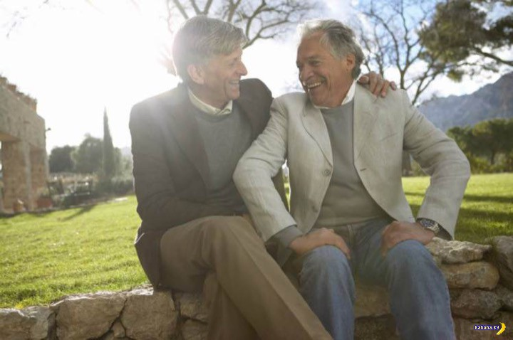 В Британии открывают первый дом престарелых для геев
