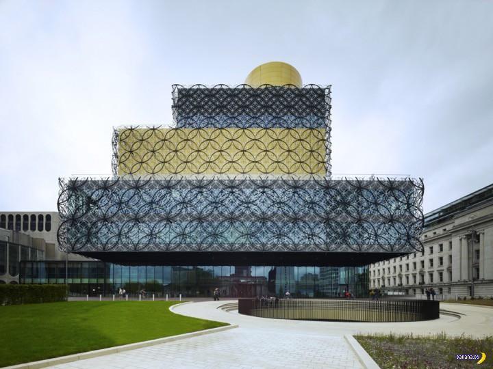 Самые уродливые новые здания в мире
