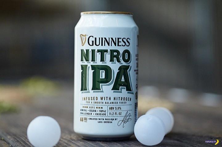 Guinness подался в крафт