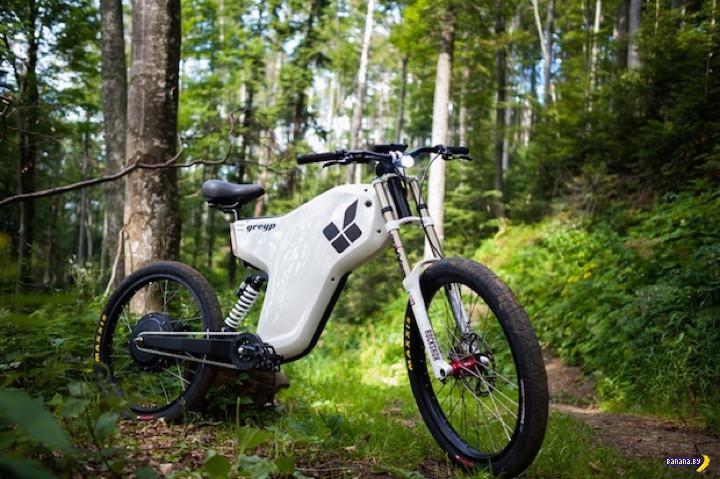 Электрический велосипед, еще один