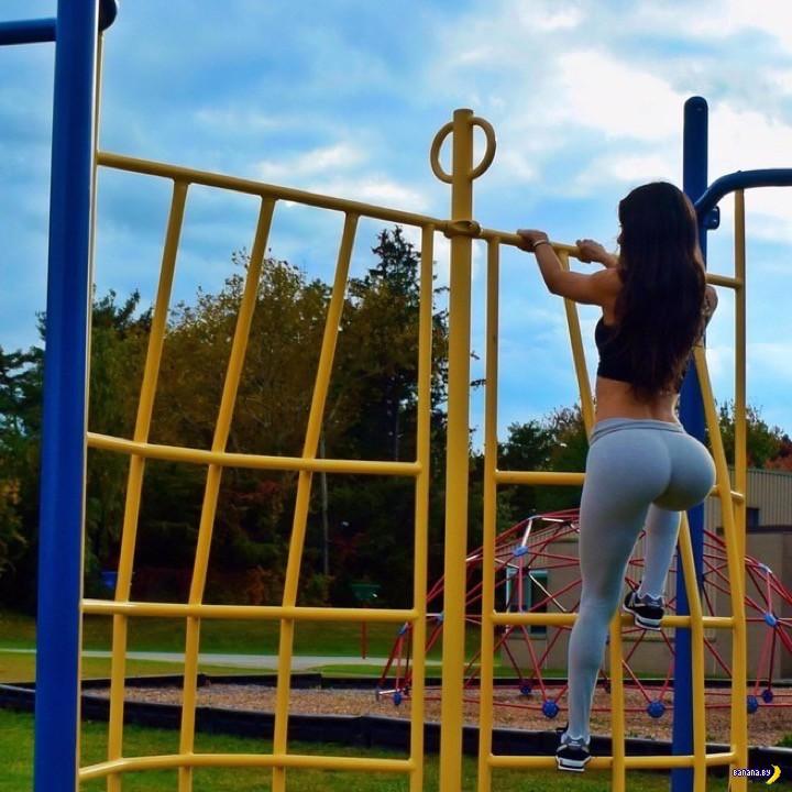 Спортивные девушки - 41