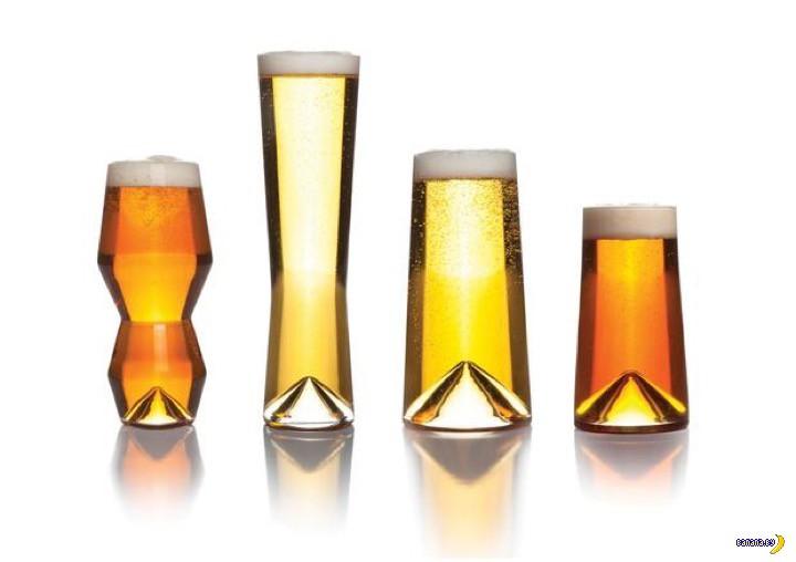"""Очередные """"правильные"""" стаканы для пива"""