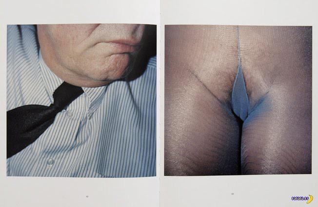 Стрёмная эротика от Пола Куикера